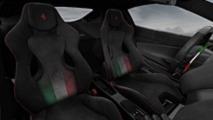 Ferrari 488 Pista Piloti Ferrari Interieur
