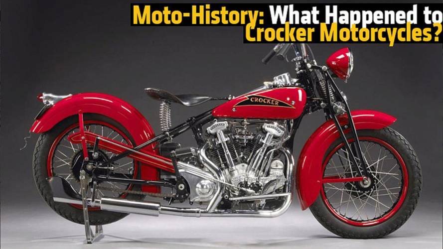 Moto-History: What Happened to Crocker Motorcycles?