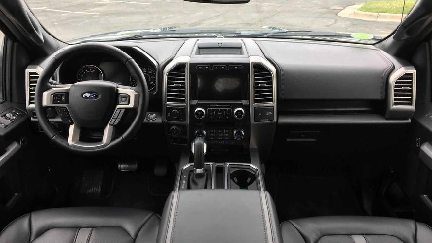 2018 Ford F-150 Power Stroke Diesel