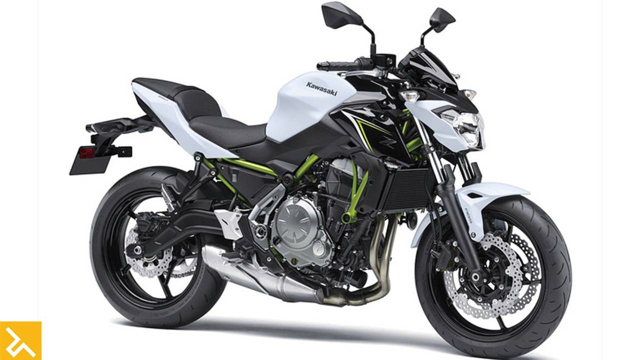 The Sporty New Kawasaki Z650