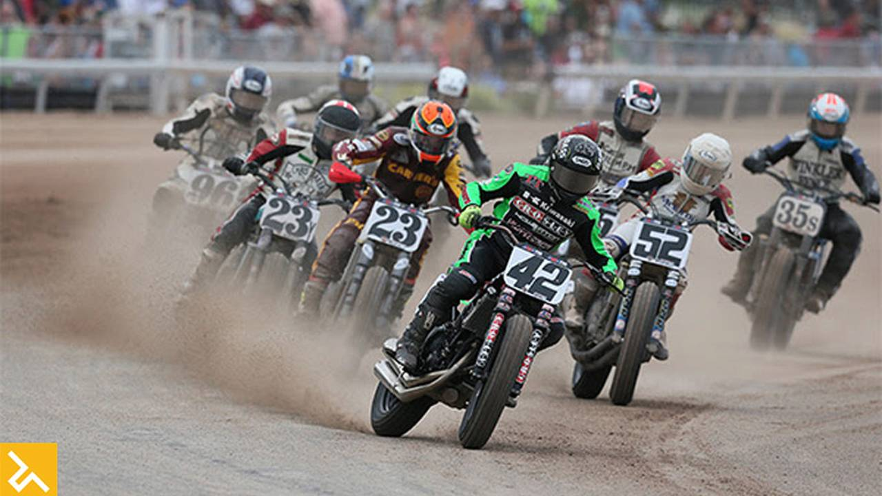 2017 American Flat Track Schedule Features 18 Races