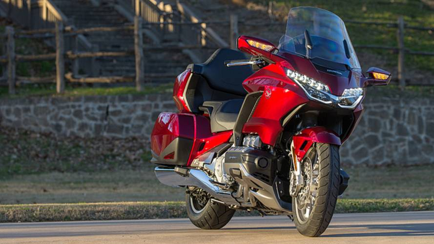 First Ride: 2018 Honda Gold Wing
