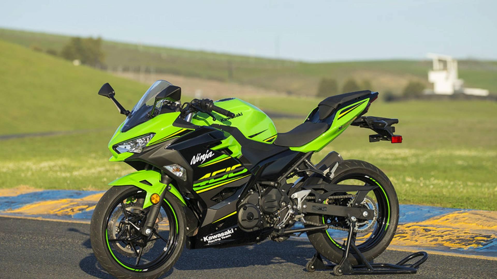 2018 Kawasaki Ninja 400 First Ride Rideapartcom Photos
