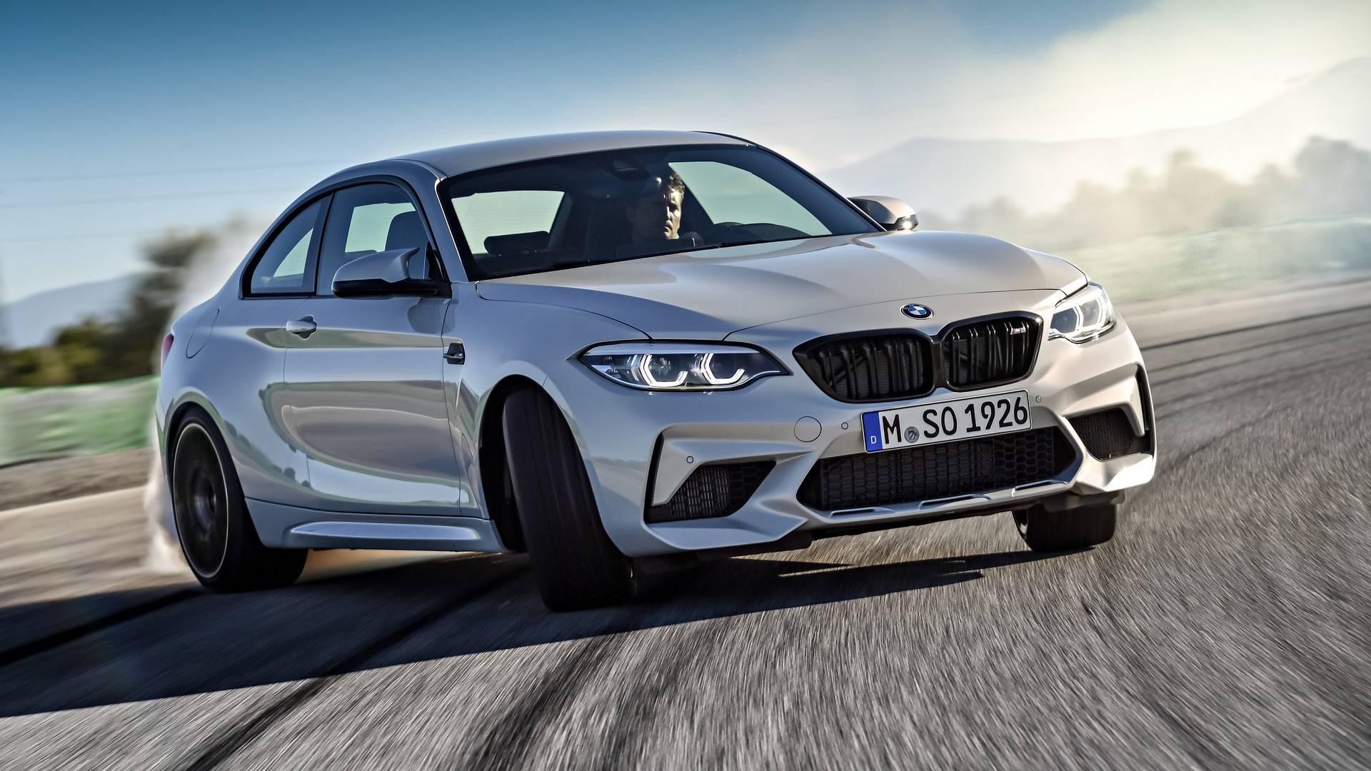 BMW Shows You What's So Great About The M2 Competition