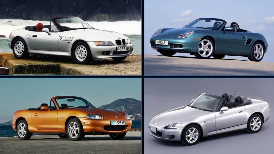 7 cabrios de segunda mano para disfrutar conduciendo