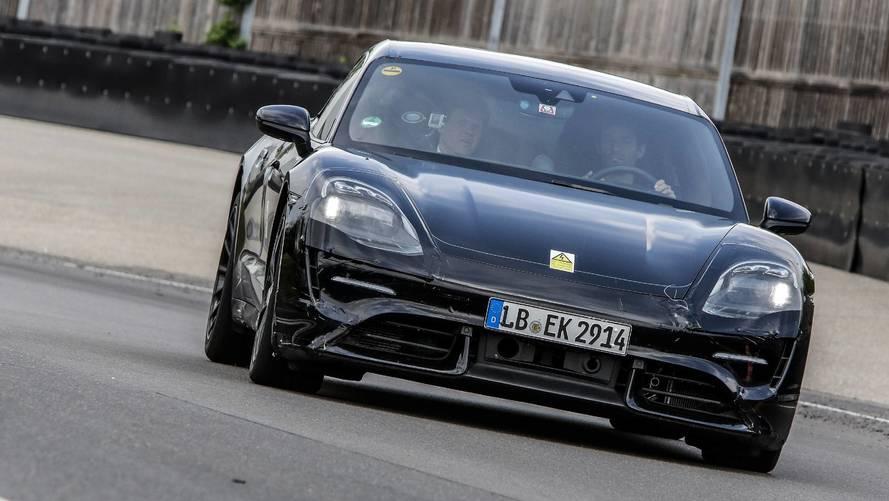 Porsche Taycan - Les pré-réservations ouvrent en France