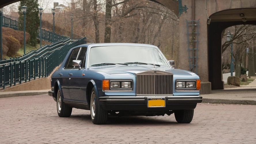 El Rolls-Royce de Michael Caine puede ser tuyo