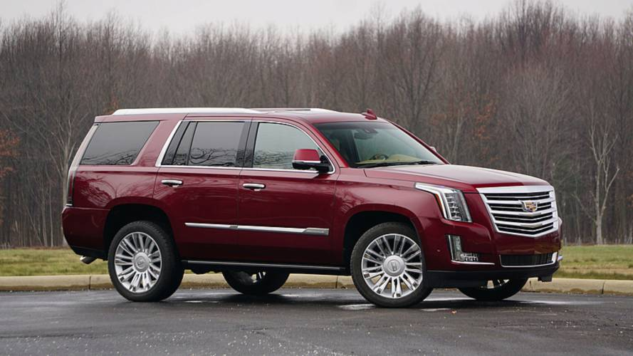 Current Cadillac Escalade Up To $16,500 Off Ahead Of New Model Launch
