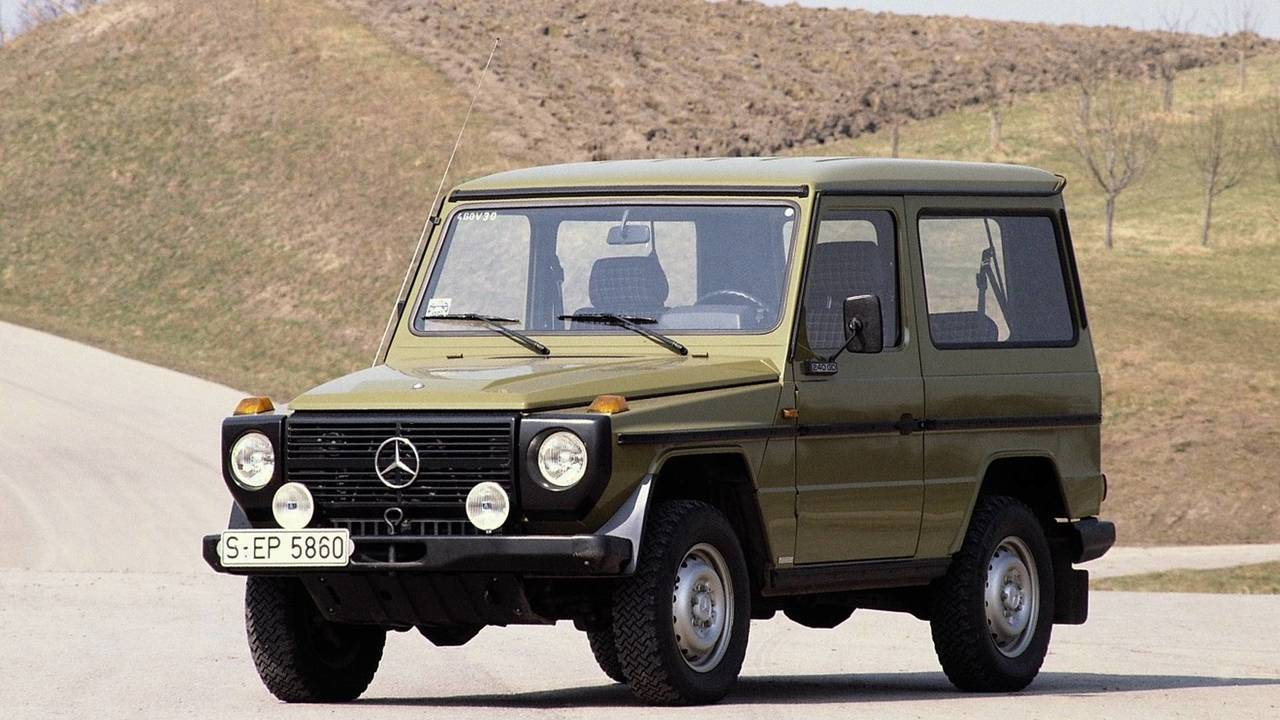 Mercedes-Benz Clase G (1979 - 2017)
