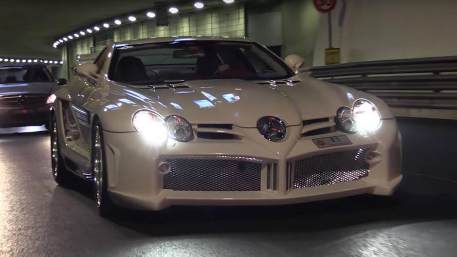 Mercedes SLR Fab Design Looks Like It Was Tuned In Need For Speed