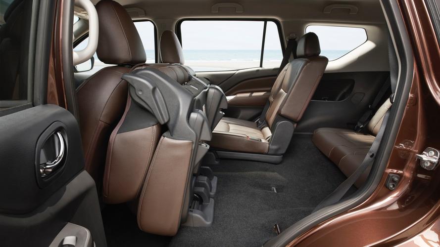 Nissan Terra - 7 Lugares