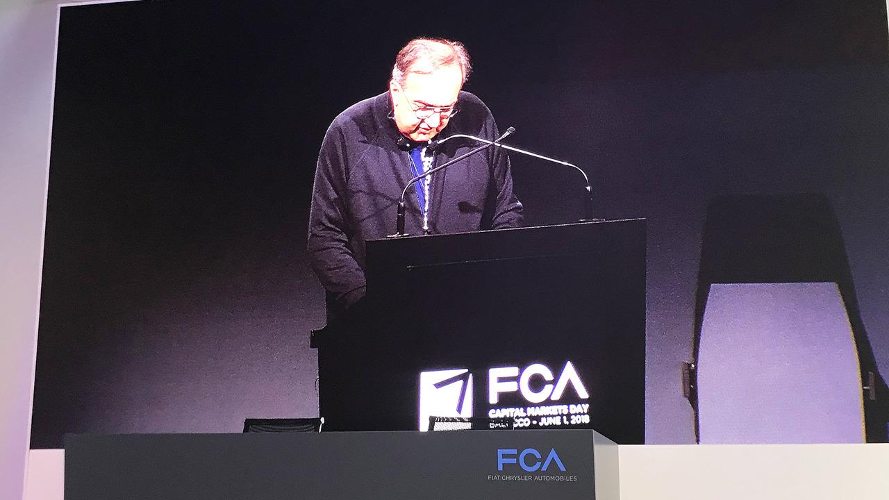 FCA: Plano 2018-2022 - Fotos da apresentação