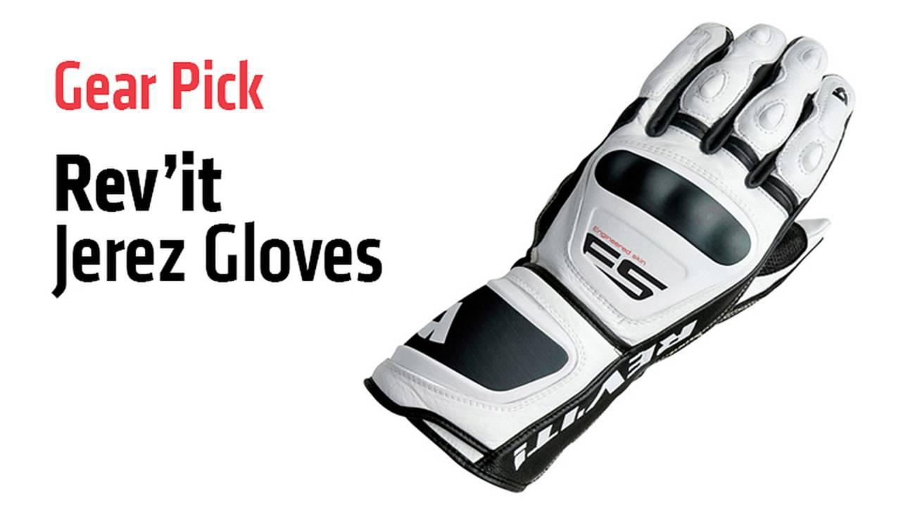 Gear Pick: Rev'It Jerez Gloves