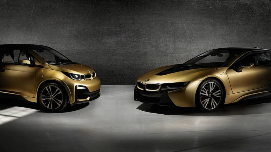 BMW i3 e i8 Starlight Edition, para fines solidarios