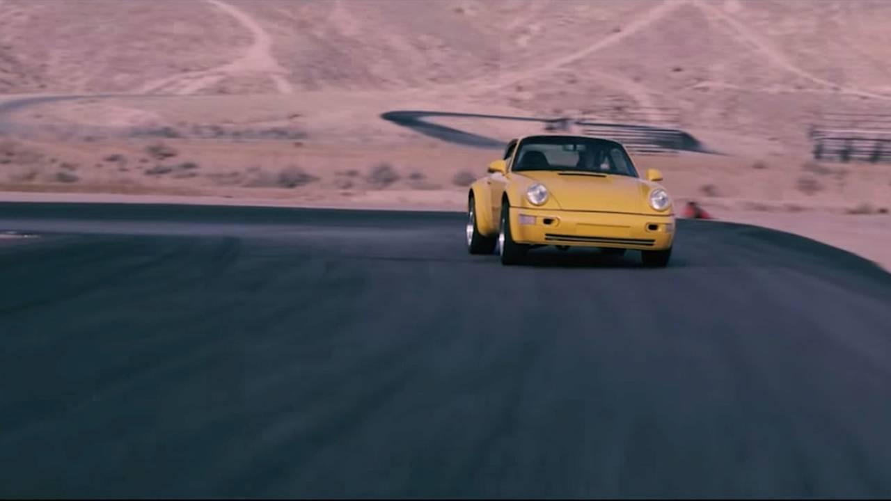 1975 Porsche 911 with LS6 engine | Motor1 com Photos