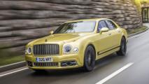 Platz 13: Bentley Mulsanne Speed; Leistung: 537 PS