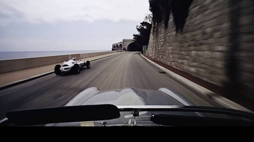 High-quality footage from the 1962 Monaco F1 GP is worth watching