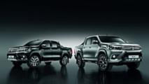 Toyota Hilux séries limitées 50e anniversaire