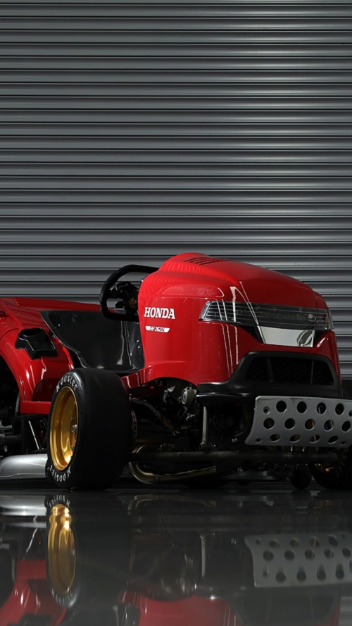 Honda Mean Mower V2