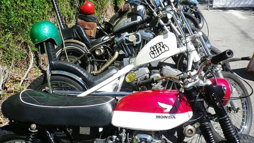 Venice Vintage Motorcycle Rally 2015 - Great Bikes & Good Times