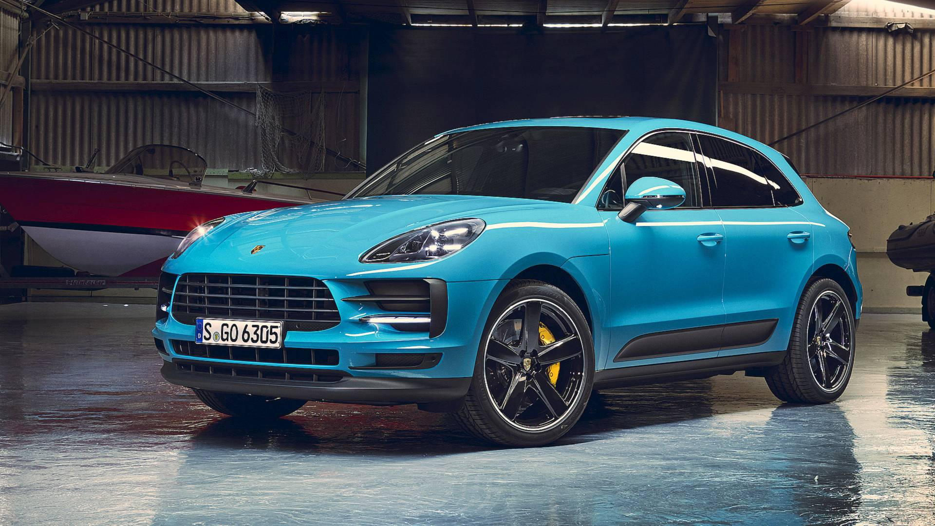 Картинки по запросу Updated 2019 New Porsche Macan: Specifications, Interior