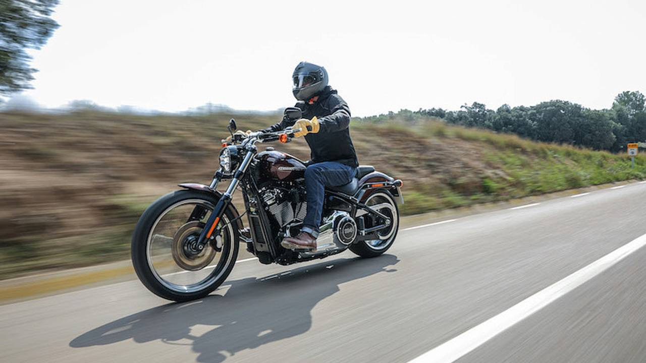 First Harley Davidson: Is A Harley-Davidson Breakout A Good First Bike?