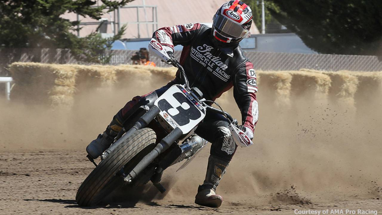 Big Names Announced for 2017 Indian Flat Track Race Team