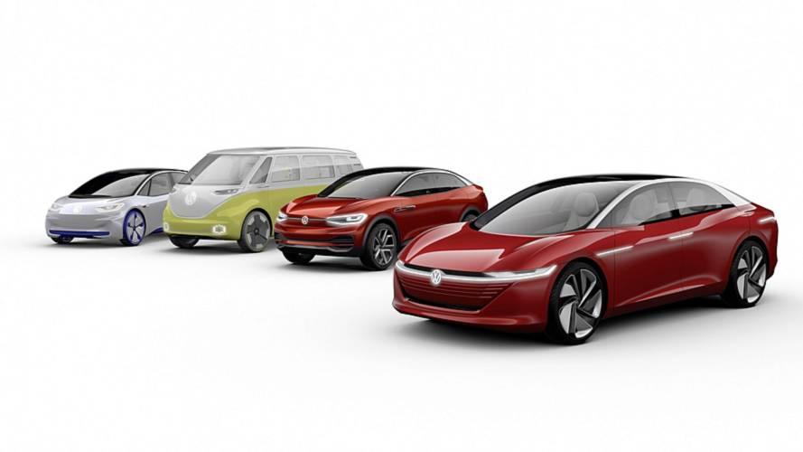 Volkswagen e il design delle auto elettriche