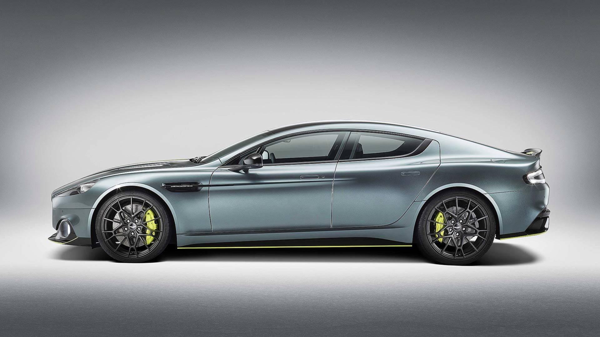 Aston Martin Rapide Amr Packs 580 Bhp Gets Carbon Fibre Body