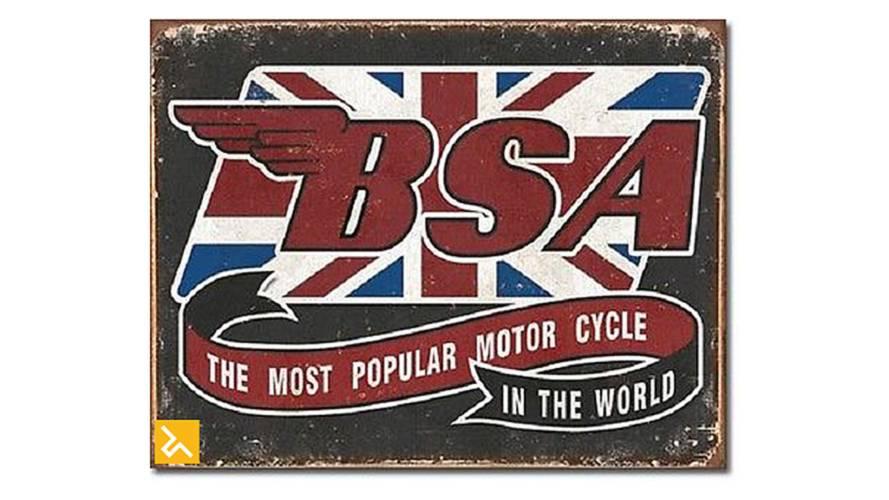 BSA Reborn in India?