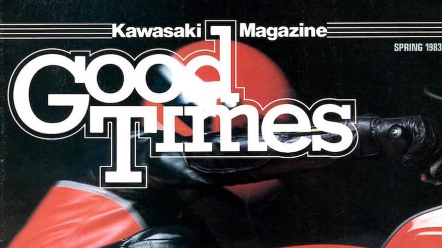 Recalling Kawasaki's Good Times Magazine