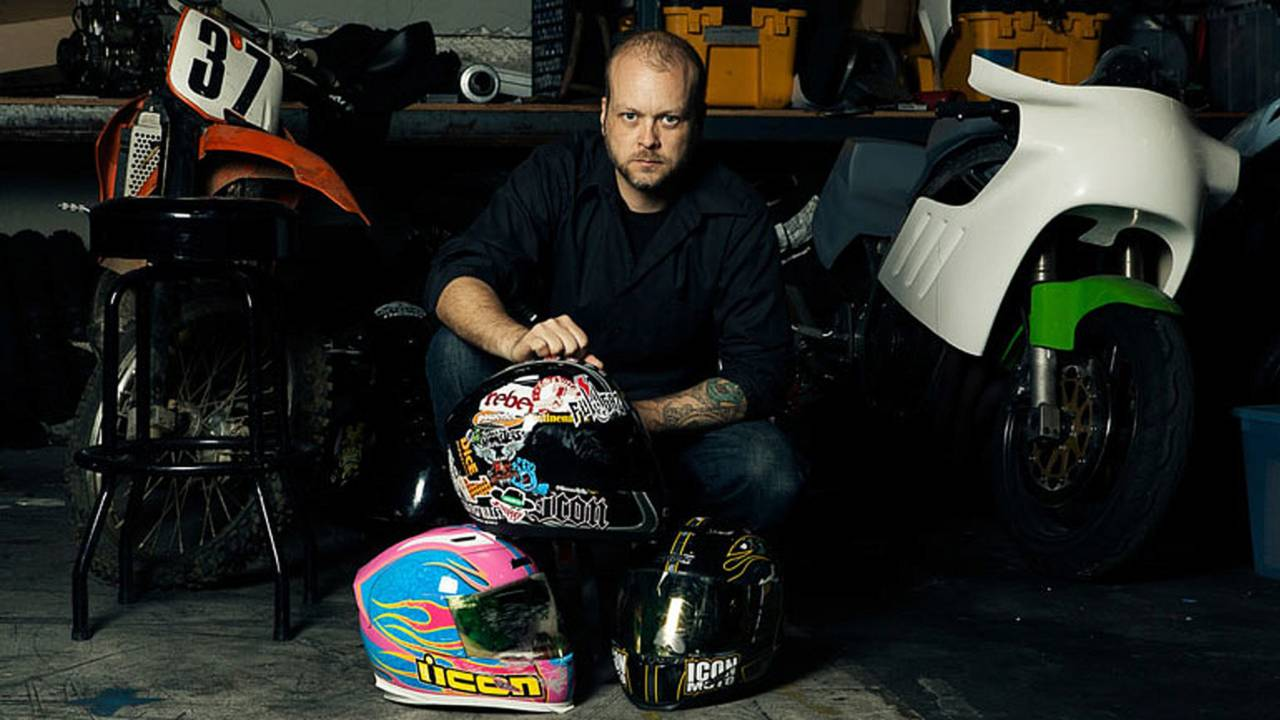 Essential Riding Tip: ICON's GM Justin Knauer