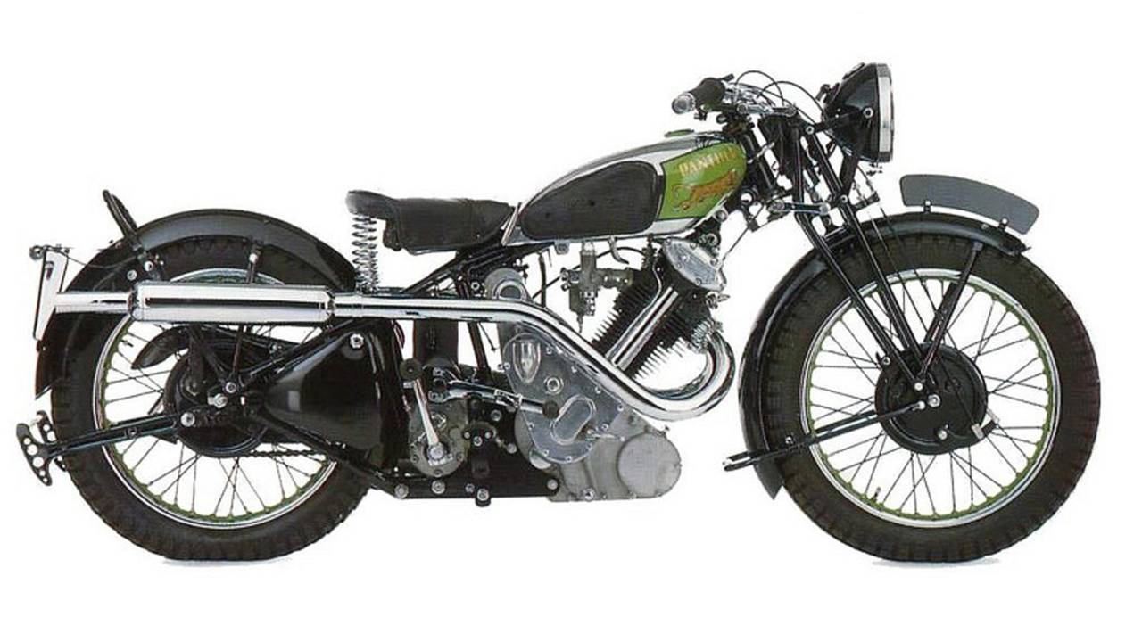 Cycleweird: The Phelon and Moore Panther