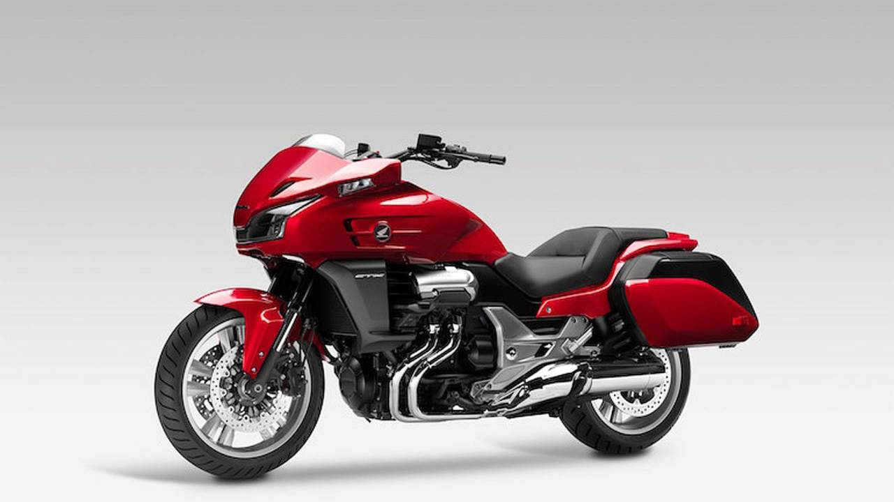 Tourer Less Expensive Option: Honda CTX1300