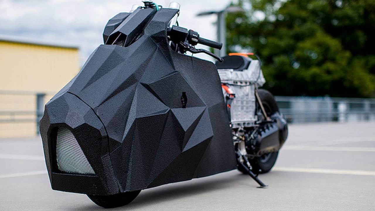 Batman, Your E-Scooter is Ready
