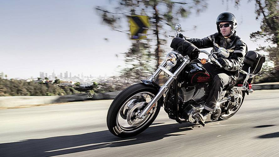 Harley-Davidson Issues Recall of Dyna Low Rider