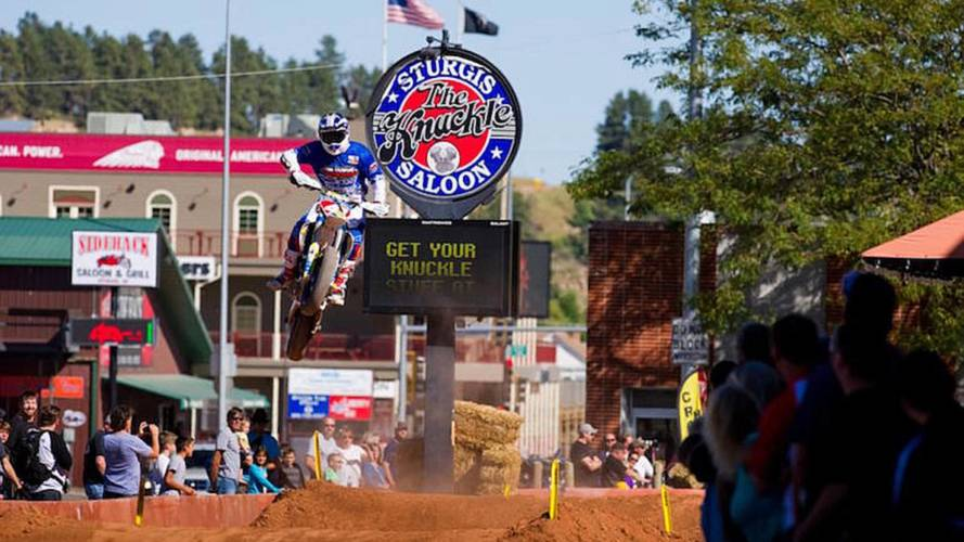 Sturgis Streets to Host AMA Supermoto Event