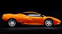 1999 Lamborghini Canto by Zagato