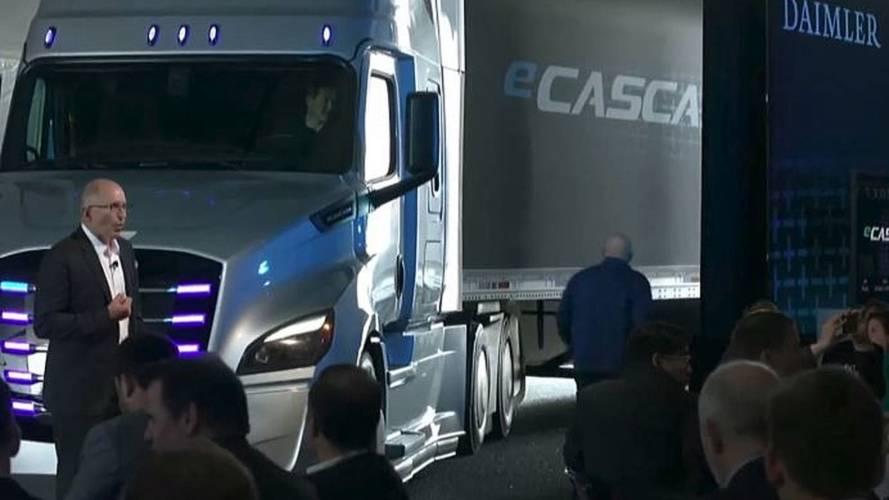 Daimler, Torc Robotics ile birlikte otonom taşıtlar üretecek