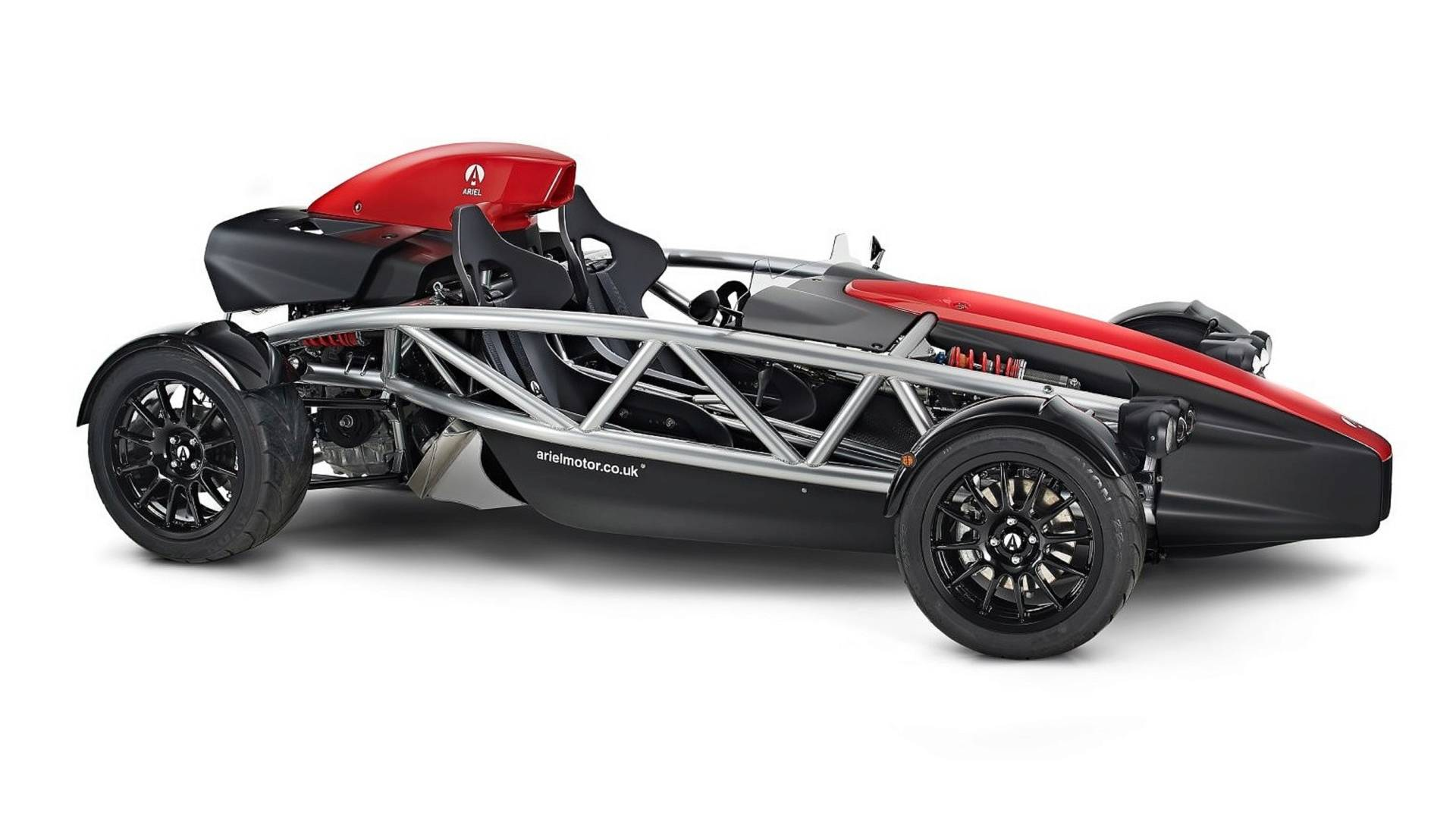 Ariel Atom 4 Debuts With 320-Horsepower Type R Engine