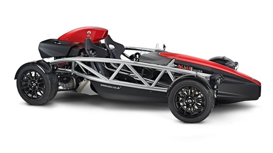 Ariel Atom 4 debuts with 320-bhp Type R engine