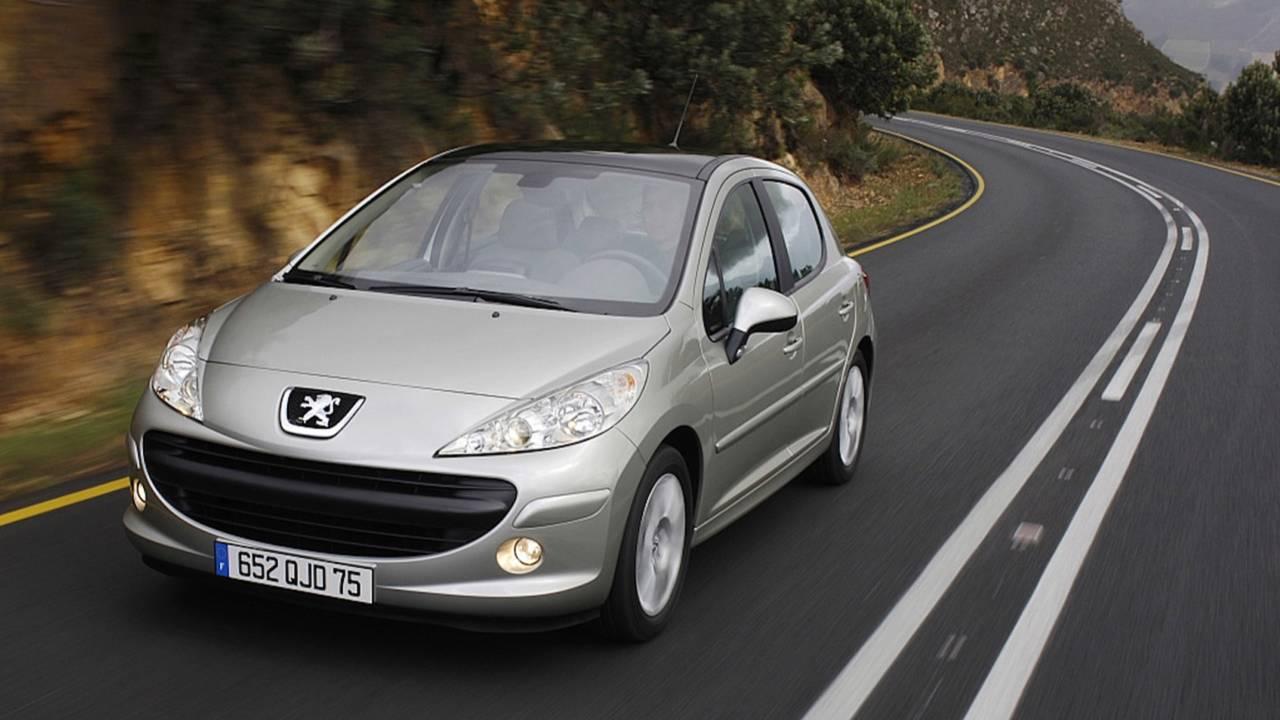 2007 - Peugeot 207