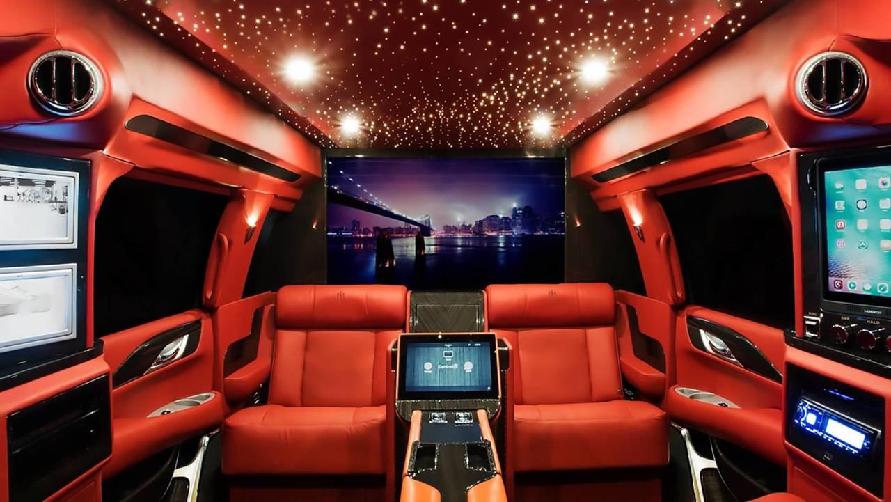 Lexani Motor Cars Cadillac Escalade - 268.000 euros