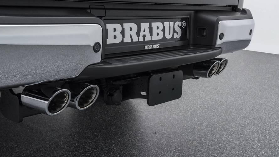 Mercedes-Benz X-Class by Brabus