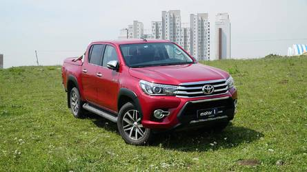 2017 Toyota Hilux 2.4L Hi-Cruiser  4x4  Neden Almalı?