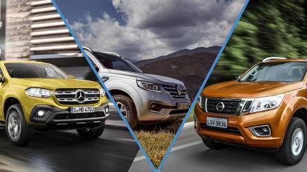 """Nissan Frontier e Mercedes Classe X devem se """"separar"""" na próxima geração"""