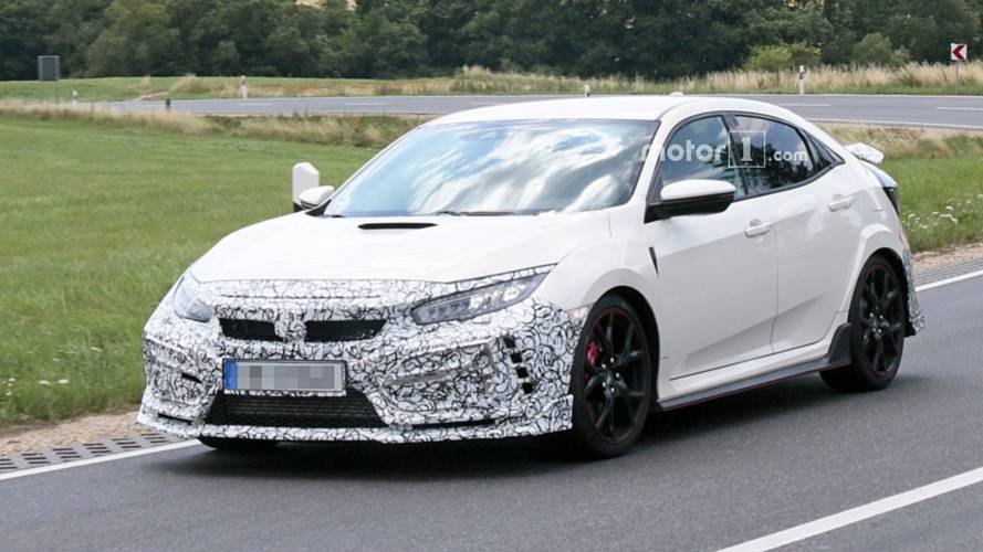 Spy Shots Honda News And Trends Motor1 Com