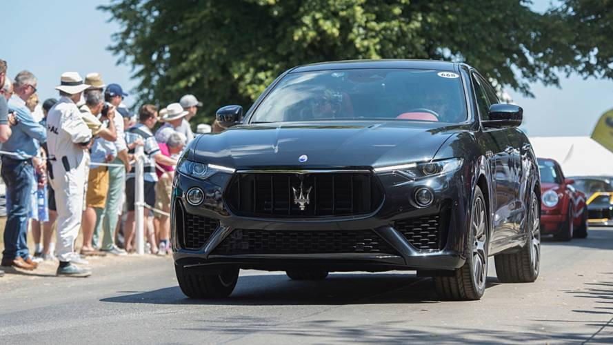 Maserati Levante Gets New Entry-Level V6