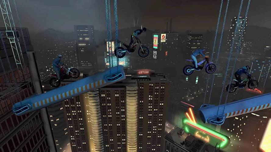 Ubisoft's Trials Rising Dirt Bike Sim Drops in 2019