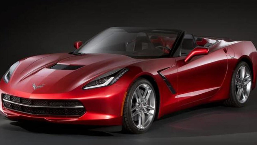 Chevrolet Corvette Stingray Convertible heading to Geneva - report